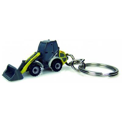 Universal Hobbies UH5571 Kramer 850 Four Wheel Loader Diecast Keyring