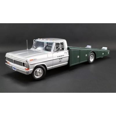 DDA ACME 1801402 1970 Ford F-350 Ramp Truck - BRUT Allan Moffat Racing - Scale 1:18