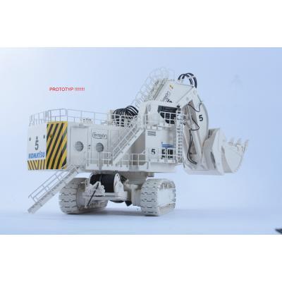 BYMO 25026/4 Komatsu PC8000-6 Electric Mining Excavator with Front Shovel Cerrejon - Scale 1:50