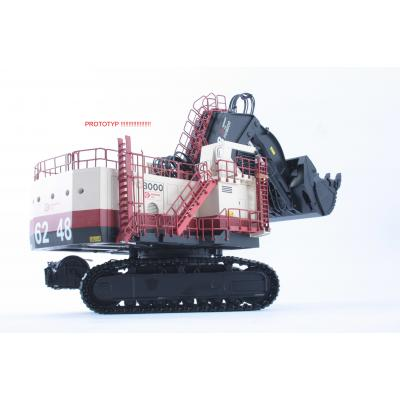 BYMO 25026/5 Komatsu PC8000-6 Electric Mining Excavator with Front Shovel Drummond - Scale 1:50