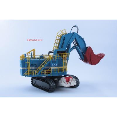 BYMO 25026/6 Komatsu PC8000-6 Electric Mining Excavator with Front Shovel Jwaneng - Scale 1:50