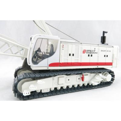 BYMO 25027/3 BAUER Cable Crane MC96 with Trench Cutter BC35 and HDS-T - Eiffage - 30 Worldwide - Scale 1:50