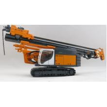 BYMO 25028 BAUER RTG RG 21 T Pile driver with telescopic leader  - Scale 1:50