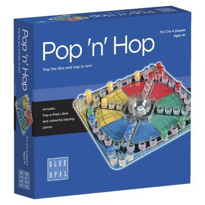 Blue Opal -Pop 'N' Hop Game