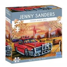 Blue Opal - Jenny Sanders Red Ute in the Bush - 1000 pieces