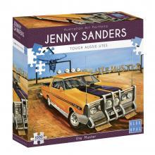 Blue Opal - Jenny Sanders Ute Muster - 1000 pieces