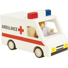 Blue Ribbon - Community Service Vehicles - Ambulance