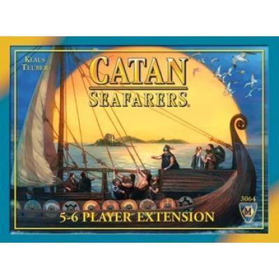 Mayfair Games - Catan Seafarers 5-6 Player Extension