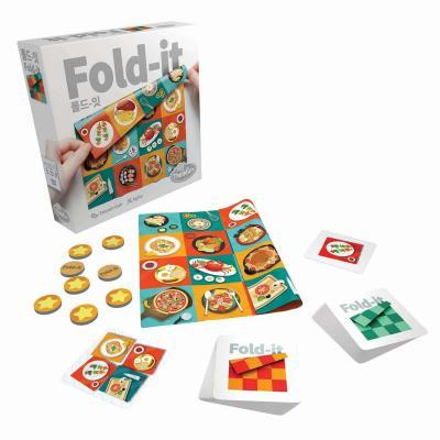 ThinkFun - Fold It Game