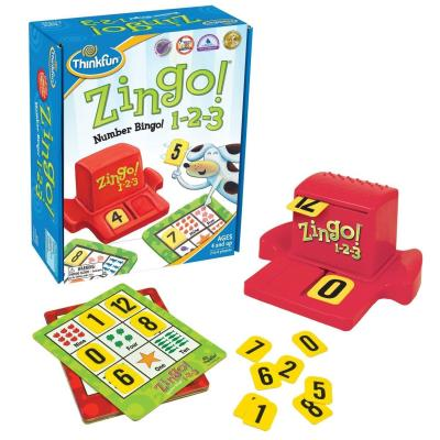 Thinkfun - Zingo! 123 Game