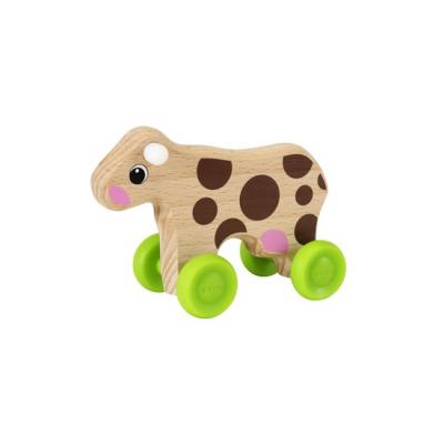 BRiO Toddler 30309 - Wooden Mini Cow