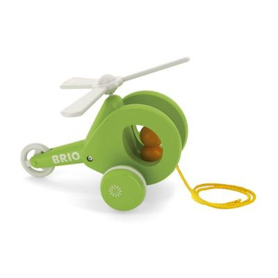 Brio 30195 - Pull Along Helicopter