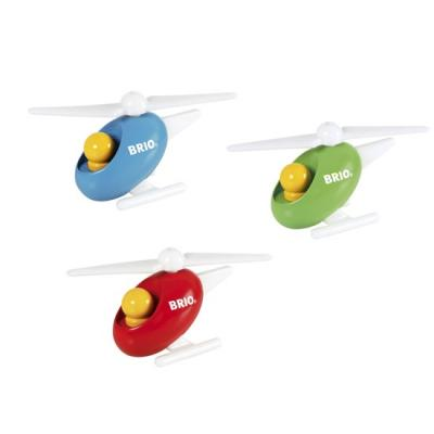 Brio 30206 - Wooden Toy Small Helicopter