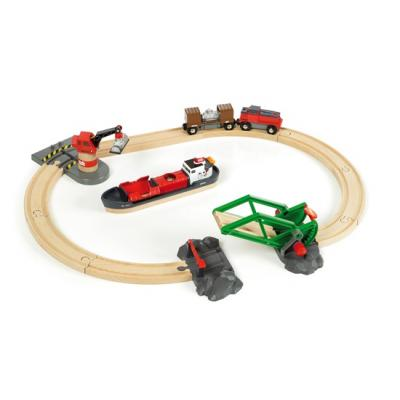 Brio 33061 - Cargo Harbour Set