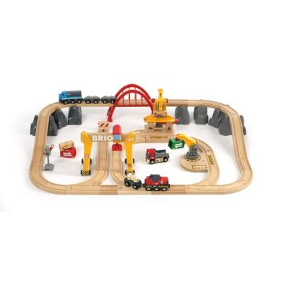 Brio 33097 - Cargo Railway Deluxe Train Set