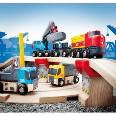 Brio 33210 - Rail & Road Loading Set