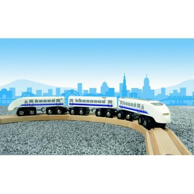 Brio 33417 Shinkansen Passenger Train