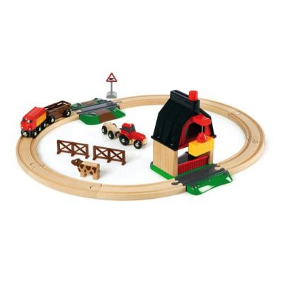 Brio 33719 - Farm Railway Set