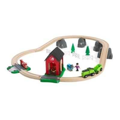Brio 33790 Countryside Horse Set Train Set
