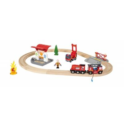 Brio 33815 - Fire Rescue Set