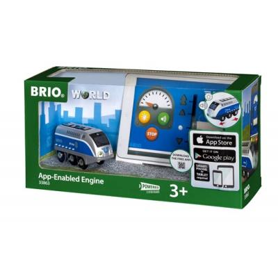 Brio 33863 - App-enabled Battery powered Train Engine