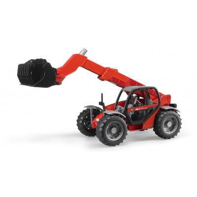 Bruder 02125 - Manitou Telescopic Loader MLT 633 - Scale 1:16