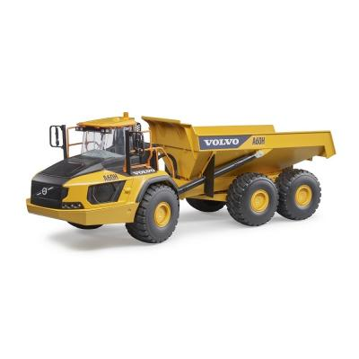 Bruder 02455 - Volvo Articulated Dump Truck A60H Large - Scale 1:16 - New item 2018
