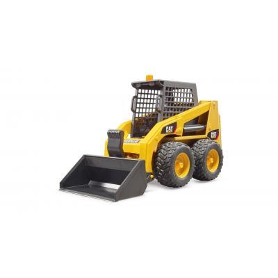 Bruder 02481 - Caterpillar CAT Skid Steer Loader New 2019 - Scale 1:16