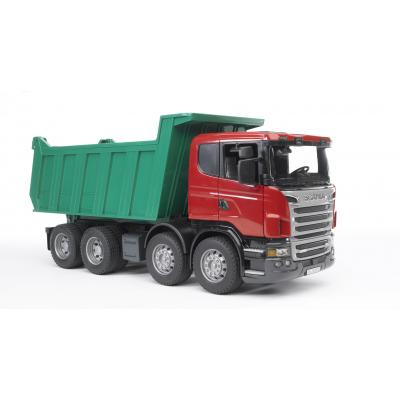 Bruder 03550 - Scania R Series Tipper Truck - Scale 1:16