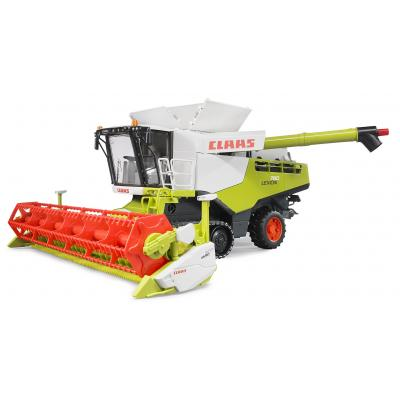 Bruder 02119 - Claas Lexion 780 Terra Trac Combine Harvester - Scale 1:16