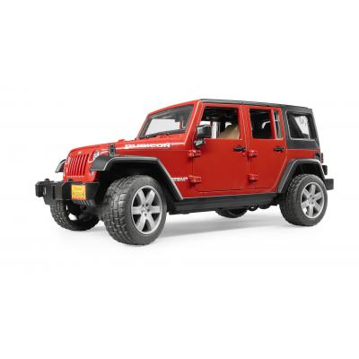 Bruder 02525 - JEEP Wrangler Unlimited Rubicon - Scale 1:16
