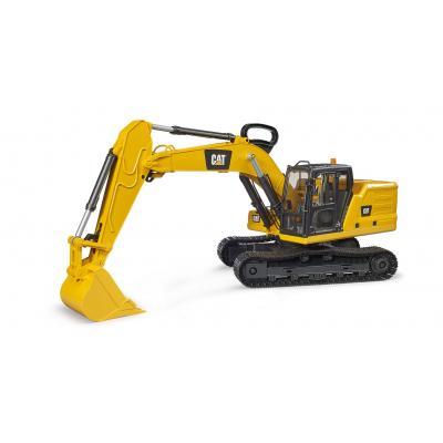 Bruder 02483 - Caterpillar CAT 330 Tracked Excavator New 2021 - Scale 1:16
