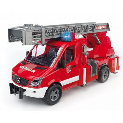 Bruder 02532 - Mercedes Benz Sprinter Fire engine - Scale 1:16