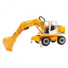 Bruder 02426 - Liebherr 912 Wheeled Excavator - Scale 1:16