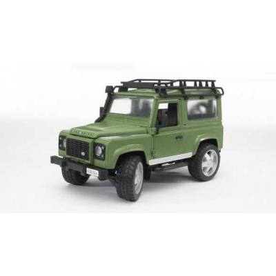 Bruder 02590 - Land Rover Defender Station Wagon - Scale 1:16