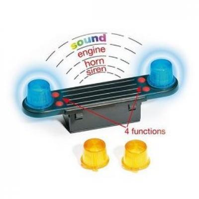 Bruder 02801 - Accessories: Light and Sound Module (Trucks) - Scale 1:16