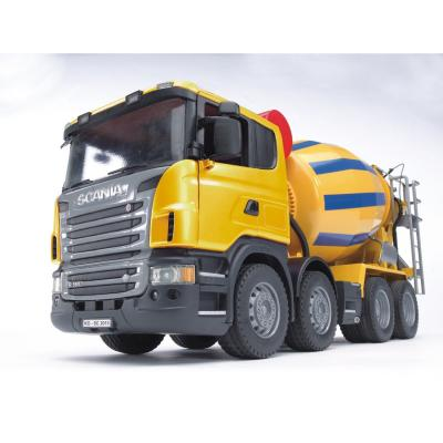 Bruder 03554 - Scania R Series Cement Mixer Truck - Scale 1:16