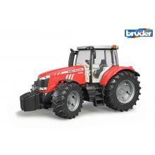 Bruder 03046 - Massey Ferguson 7624 tractor - Scale 1:16