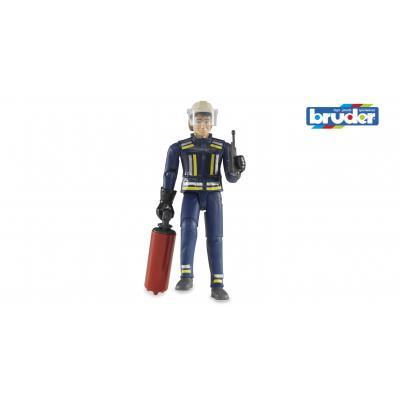 Bruder 60100 - bworld Fireman