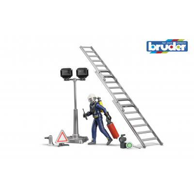 Bruder 62700 - bworld Fire Brigade Playset - Scale 1:16