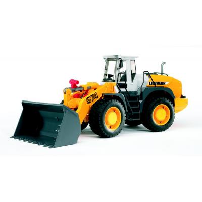Bruder 02430 - Liebherr Articulate Road Loader L574 - Scale 1:16