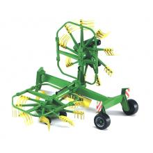 Bruder 02216 - Krone Swadro 761 Dual Rotary Swath Windrower - Scale 1:16