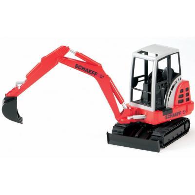 Bruder 02432 - Schaeff HR16 Mini Excavator - Scale 1:16