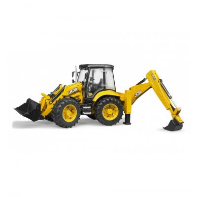 Bruder 02454 - JCB 5CX eco Backhoe Loader - Scale 1:16