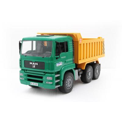 Bruder 02765 MAN TGA Tip up Dump Truck Scale 1:16