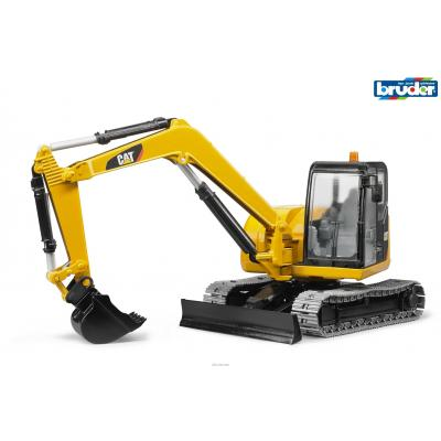 Bruder 02456 CAT Caterpillar Mini Excavator - Scale 1:16 New Release 2016