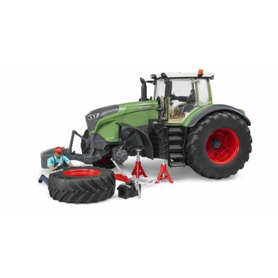 Bruder 04041 Fendt Vario 1050 Tractor with Mechanic and Garage Equipment - Scale 1:16