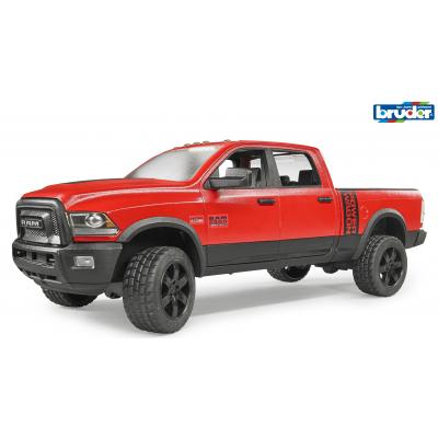 Bruder 02500 Dodge RAM 2500 Power Wagon Pickup Truck  - New release 2017 - Scale 1:16