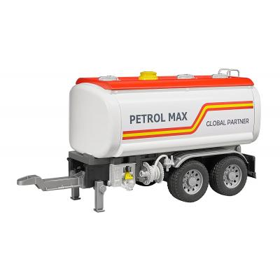 Bruder 03925 - Tank Truck Trailer With Water Pump Petrol Max - New release 2017 - Scale 1:16