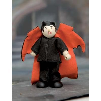 Le Toy Van - Wooden Budkins Figurine - Vampire